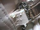 合成皮革の劣化