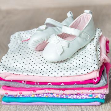 子供服をスッキリ片付ける収納術