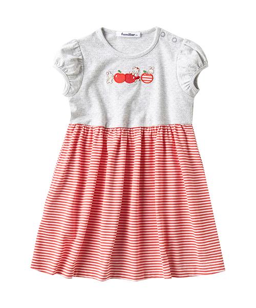ファミリア子供服のデザイン性