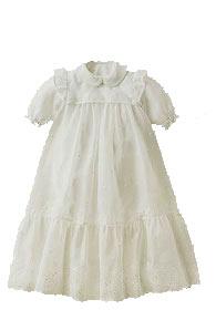 ベビーの特別な日のためのセレモニードレス