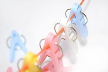 洗濯による色あせ・防虫剤の臭い対策